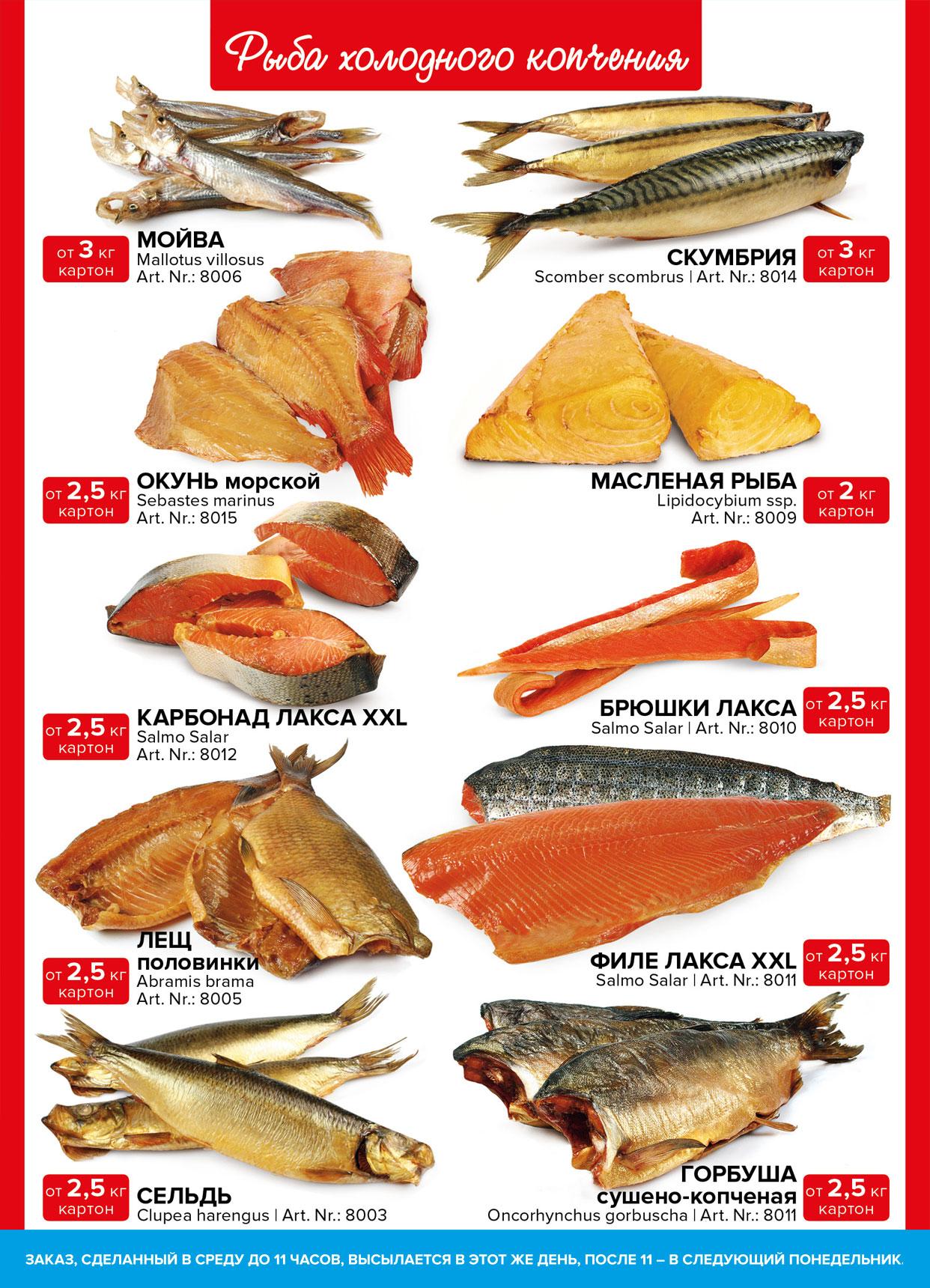 Qualität Fisch Kompass